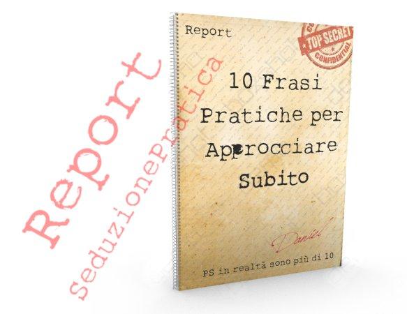 Report: 10 Frasi Pratiche per Approcciare Subito