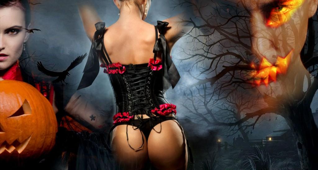 Incantare una Streghetta ad Halloween
