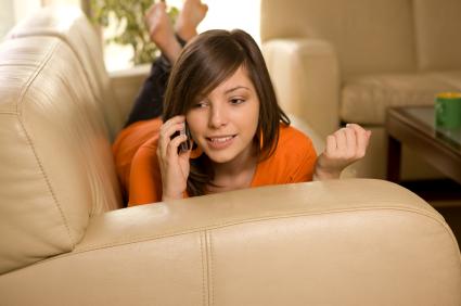 La prima telefonata ad una Ragazza