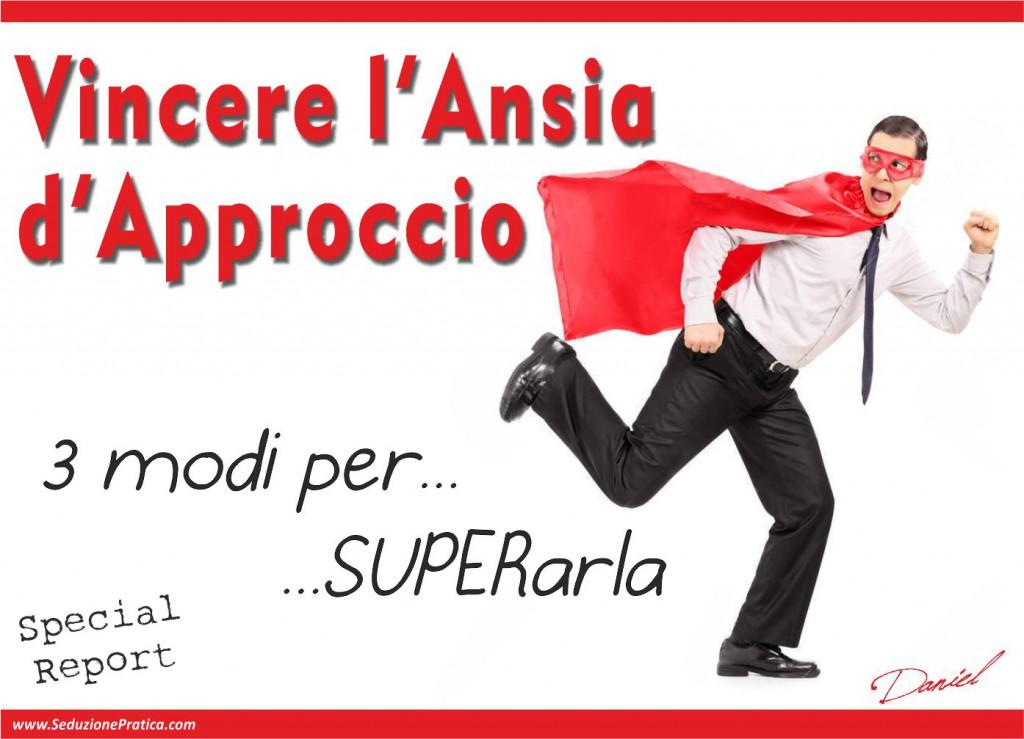 Report Ansia d'Approccio