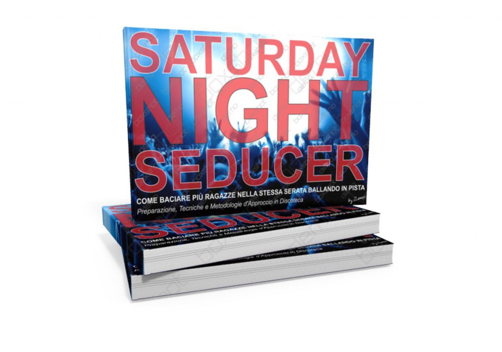 Saturday Night Seducer (ebook)
